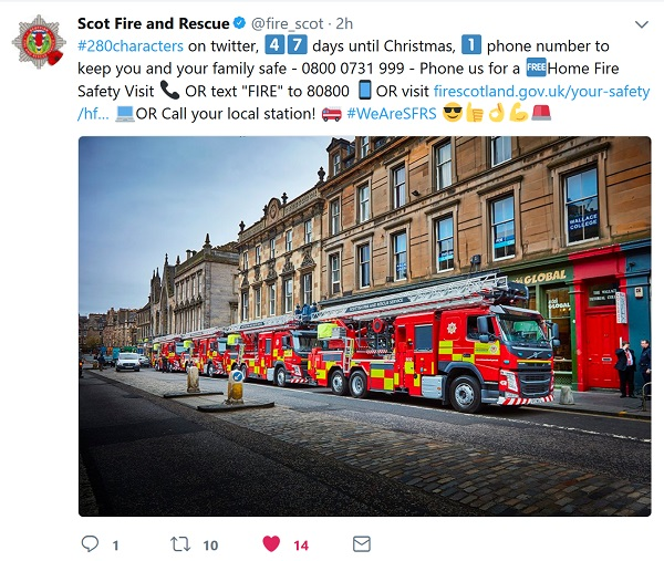 Scot Fire and Rescue