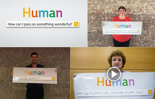 screenshot of 4 human search engine images