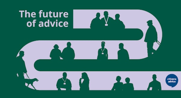 illustration for Citizen's Advice future of advice plan